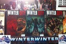 Bleeding Cool: Winter City Interview & Review